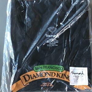 DIAMOND SUPPLY CO SAN FRANCISCO GIANTS WILLIE MAYS